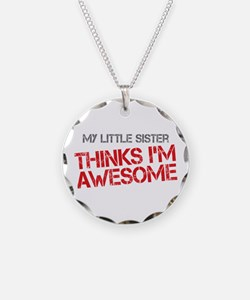 Little Sister Awesome Necklace