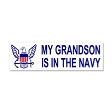 Unique The navy Car Magnet 10 x 3