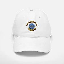 USS Dwight D Eisenhower CVN-69 Baseball Baseball Cap