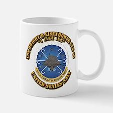 USS Dwight D Eisenhower CVN-69 Mug