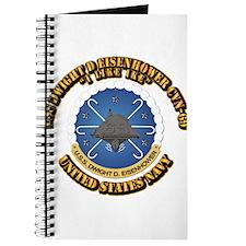 USS Dwight D Eisenhower CVN-69 Journal