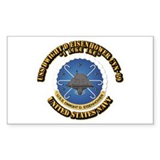 USS Dwight D Eisenhower CVN-69 Decal
