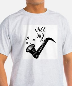 Jazz Dad T-Shirt