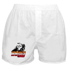 mm93bike3 Boxer Shorts
