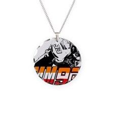 mm93bike3 Necklace