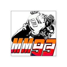 mm93bike3 Sticker