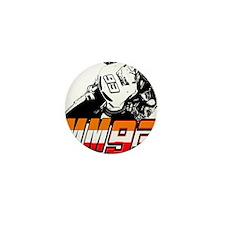 mm93bike3 Mini Button
