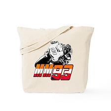 mm93bike3 Tote Bag
