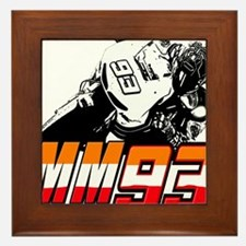 mm93bike3 Framed Tile