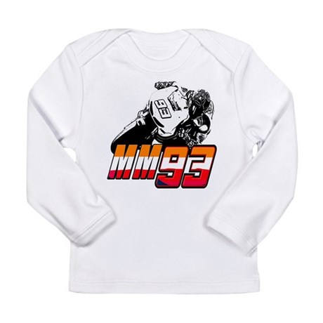 mm93bike3 Long Sleeve T-Shirt