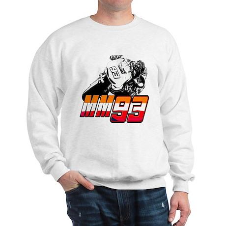 mm93bike3 Sweatshirt