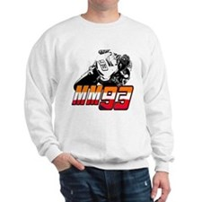 mm93bike3 Sweatshirt