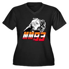 mm93bike3 Plus Size T-Shirt