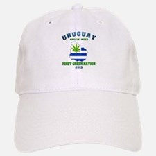 Uruguay Marijuana First Green Nation 2013 Baseball Baseball Cap