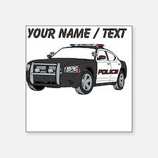 Police Cruiser Sticker