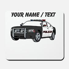 Police Cruiser Mousepad