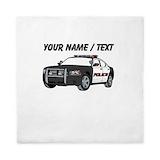Cop Luxe Full/Queen Duvet Cover