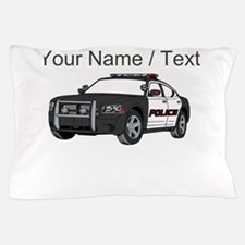 Police Cruiser Pillow Case