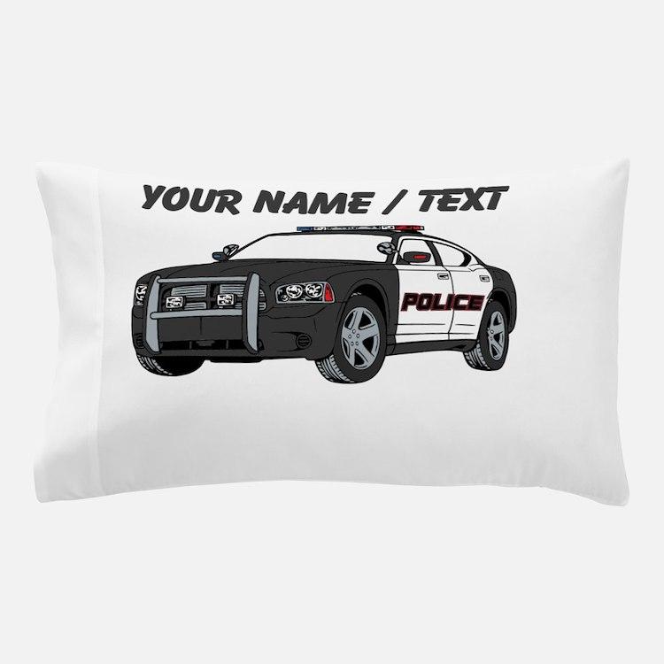 Police Cruiser Pillow Case