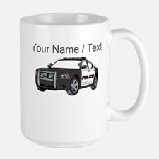 Police Cruiser Mugs