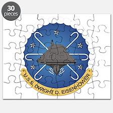 USS Dwight D Eisenhower CVN-69 Puzzle
