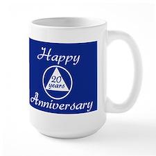 Sobriety Milestone Mug