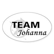 Team Johanna Decal