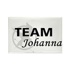 Team Johanna Magnets