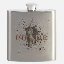 Nole Pride Flask