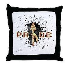 Nole Pride Throw Pillow