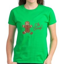 Oh Snap Gingerman Women's T-Shirt