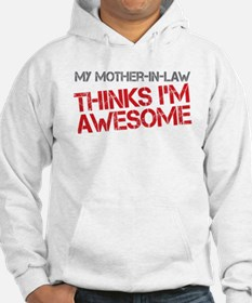 Mother-In-Law Awesome Hoodie