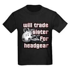 Wrestling Will Trade Sister T-Shirt