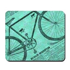 go for a ride Mousepad