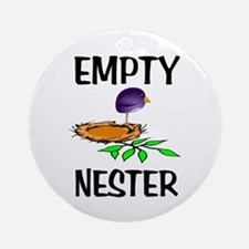 EMPTY NESTER Ornament (Round)