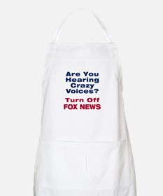 Turn Off Fox News Apron