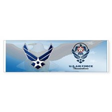 USAF Thunderbird Bumper Bumper Sticker