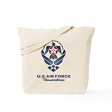 USAF Thunderbird Tote Bag
