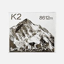 K2-8612.Png Throw Blanket
