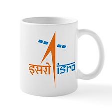 Indian Space Research Organization Logo Mugs