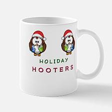 Holiday Hooters Mugs