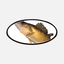 Walleye feeding Patches