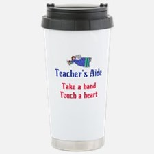 Cute Teacher aide Travel Mug