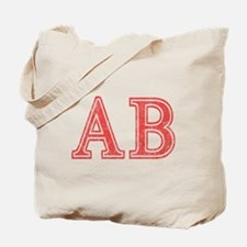 Alpha Beta Tote Bag