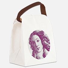 Venus * Sandro Botticelli Canvas Lunch Bag