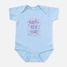 Happy New Year! Infant Bodysuit