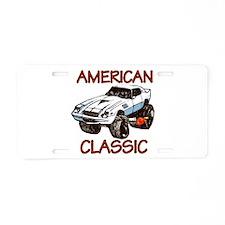 Z28 American classic Aluminum License Plate