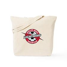 Cute Satellite beach Tote Bag
