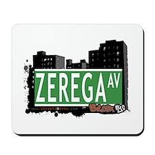 Zerega Av, Bronx, NYC Mousepad