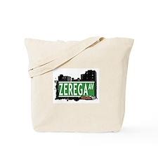 Zerega Av, Bronx, NYC Tote Bag